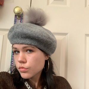 POOF BALL HAT